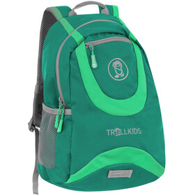 TROLLKIDS Trollhavn Daypack 15l Kids, verde